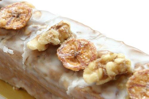 贈り物に最適!スリムケイク「くるみとバナナ」 博多の洋菓子店 ラフェブルー・ポンヌフ