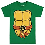 Teenage Mutant Ninja Turtles Adult Costume T-Shirt - Leo Brown (XX-Large)
