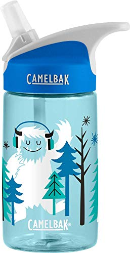 CamelBak BPA gratis Eddy Fietsfles voor kinderen buiten