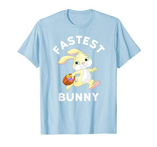 Ostereiersuche Preise für Kinder Schnellstes Hasen-Shirt