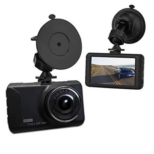 ISLA | dash cam per auto telecamera atti vandalici dashcam da moto FHD 1080p ripresa continua