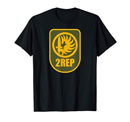 2 REP Légion étrangère Camiseta