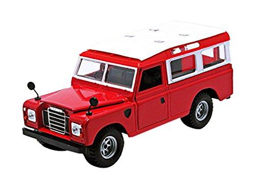 Bburago - 22063r - Land Rover - 110 - Échelle 1/25