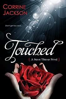 Touched (Sense Thieves) (Sense Thieves Novels) by Corrine Jackson (4-Jan-2013) Paperback