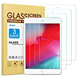 [3-Pack] apiker Screen Protector Compatible with iPad Mini 5 2019 / iPad Mini 4 7.9 Inch, 9H Hardness Tempered Glass/High Sensitivity/Scratch Resistant