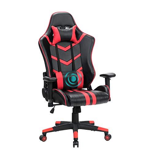 HEALGEN Gaming Chair Racing Computer PC Chair Ergonomic High Back Swivel Executive Office Chair Mesh...