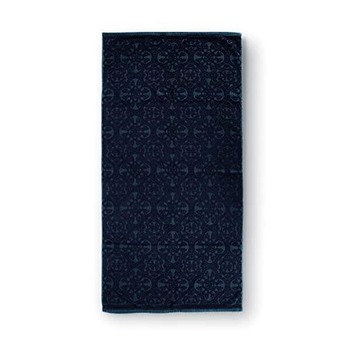 Pip Tile LE Pip - Manopla de baño (55 x 100 cm), color azul oscuro