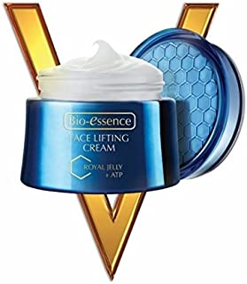 [BIO-ESSENCE] Face Lifting Cream Royal Jelly + ATP Shapes V Face -40g