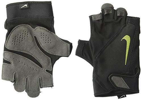 Nike Elemental Midweight - Herren Fitnesshandschuhe, Mehrfarbig (schwarz/gelb), L