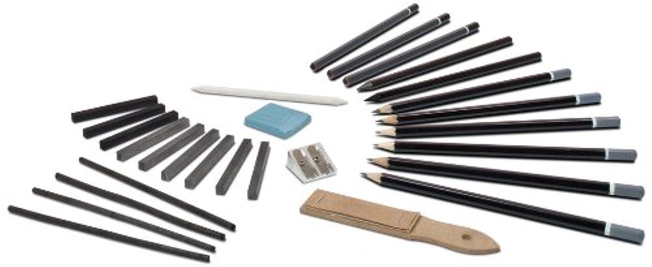 Royal & Langnickel RD832 Essentials 28 Piece Sketching Pencil Art Set