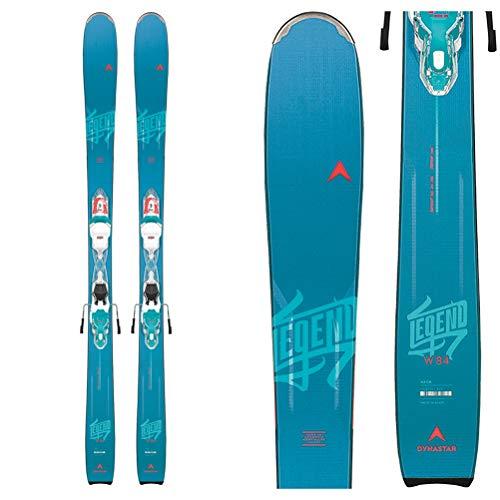 DYNASTAR Legend W84 + Xpress W 11 Ensemble de Ski avec Fixation pour Femme Bleu 170 cm