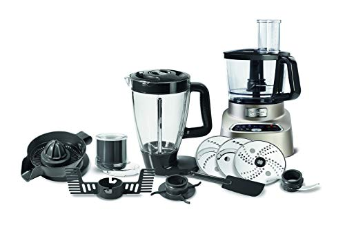 Moulinex 1000W Double Force Food Processor Review