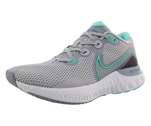 Nike Women's Renew Run Running Shoes, Grey, 8 M