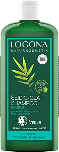 Logona - 1003shacre - Soin et Beauté du Cheveu - Shampooing Crème au Bambou - 250 ml