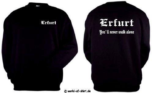 Erfurt Herren Sweatshirt Ultras