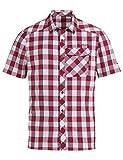 VAUDE II - Camisa para Hombre, Hombre, Camisa, 40914, Salsa, 52