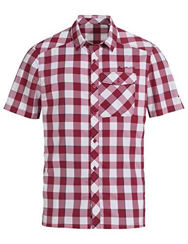 VAUDE Herren Hemd Men's Prags Shirt II, salsa, 52, 409147955400