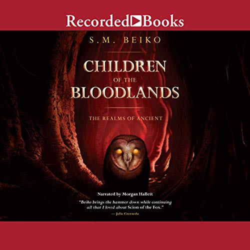 Children of the Bloodlands audiobook cover art