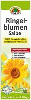 SUNLIFE Ringelblumen Salbe pflegt beanspruchte und empfindliche Haut 2 x 100 ml
