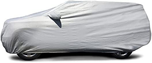 CarsCover Custom Fit 2007-2019 Chevy Tahoe SUV Car Cover Heavy Duty All Weatherproof Ultrashield