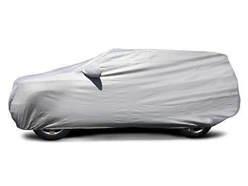 CarsCover Custom Fit 2007-2019 Cadillac Escalade ESV SUV Car Cover Heavy Duty All Weatherproof Ultrashield