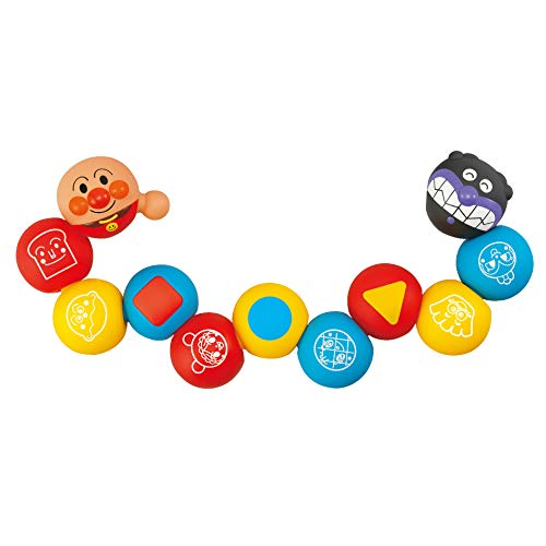 ジョイパレット アンパンマン ムニュッ!とつなげてポン! 育脳ボールパズル