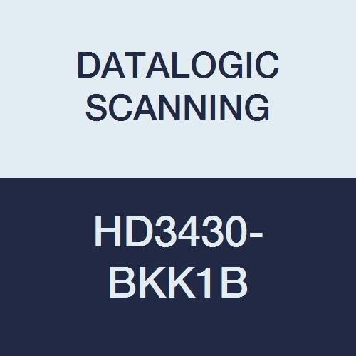 Datalogic Heron HD3430 Handheld Bar Code Reader 2D Laser Noir Heron HD3430, 2D, Laser, Aztec Code,Data Matrix,MaxiCode,Micro QR Code,QR Code, avec Fil, USB, Noir