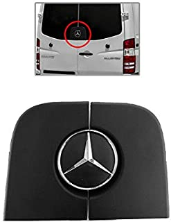 New Mercedes Benz Sprinter Back Door Emblem Badge With Logo Kit Set 2006 To 2016 IMS auto parts