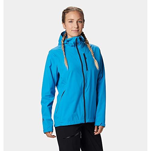 Mountain Hardwear Women's Stretch Ozonic Jacket - Electric Sky - Medium
