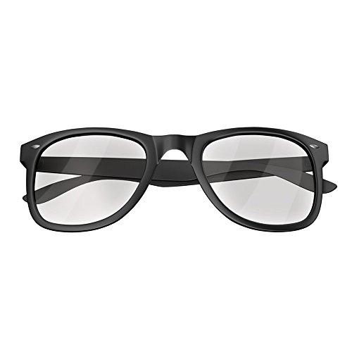 Mars Gaming veiligheidsbril MGL1 Retro Design helder glas PC lens blauw licht filter