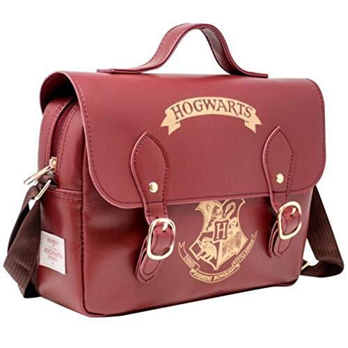 Harry Potter Lunch Bag Hogwarts (Satchel Style) Bags