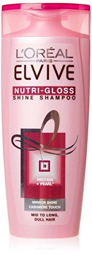 Elvive Nutri-Gloss Brillance Shampooing