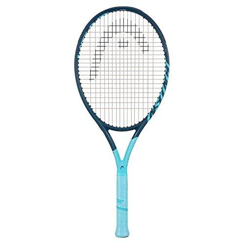 HEAD Graphene 360+ Instinct Lite Tennis Racquet - 107 Square Inches for Control/Power Blend, Unstrung
