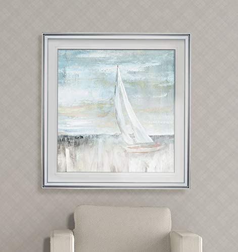 Renditions Gallery Max 83% OFF Soft Sail II Cheap mail order specialty store Beach Painting Coastal Decor Pri