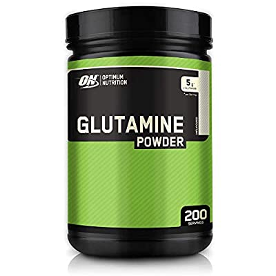 Optimum Nutrition Glutamine 5000 Muscle Recovery Powder, 1.05 kg from TROFP
