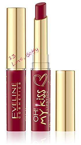 Eveline Cosmetics Oh Mein Kuss Nr. 13 Lippenstift, 2 ml