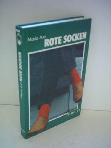 Maria Axt: Rote Socken [Ensslin und Laiblin] [hardcover]