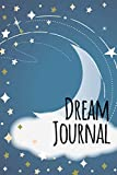 Dream Journal for Beginners-Daily Prompts Guided Notebook-Self Help Journaling 6x9 110 Pages Book 25: Lucid Dreaming Notebook-Write & Draw Dreams Interpretation Diary-Remember & Record Your Dreams