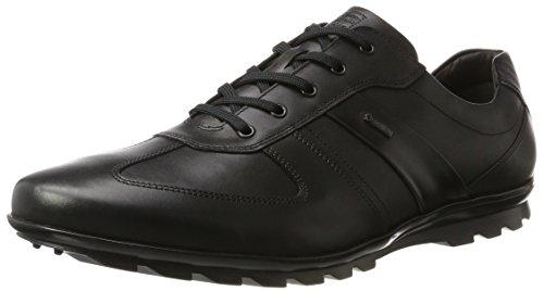 FRETZ men Herren Oristano Sneaker, Schwarz (Noir 51), 49 EU