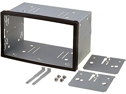EN iSO autoradio double dIN cadre de montage pour volkswagen boîtier mB seat frame