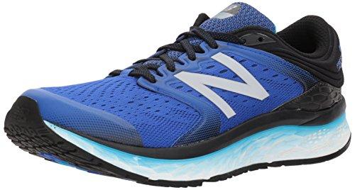 New Balance 1080v8, Zapatillas de Running para Hombre, Azul (Pacific/Black/Maldives Blue Pacific/Black/Maldives Blue), 41.5 EU