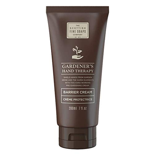 Scottish Fine Soaps Gardener's Hand Therapy Barrier Cream 200ml Tube