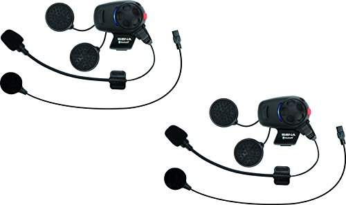 Why Choose Sena Technologies SMH5-UNIV Dual Universal Microphone Bluetooth Communication System SMH5...