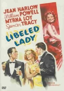 Libeled Lady by Warner Home Video
