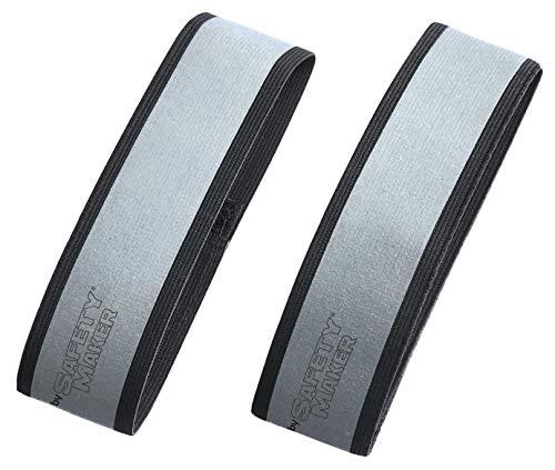 Safety Maker 44526 Reflektorband, schwarz, One Size