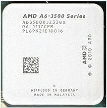 AMD A-Series APU (CPU+GPU) A6-3500 A6 3500 Triple-Core 2.1 GHz AD3500OJZ33GX CPU Processor Socket FM1 905-pin