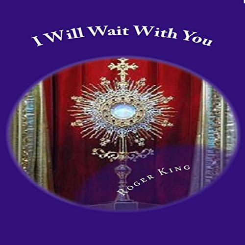 I Will Wait with You audiobook cover art