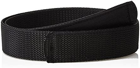 BLACKHAWK Inner Duty Black Belt with Hook and Look Closure - Large