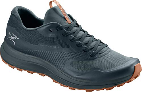 Arc'teryx Norvan LD 2 GTX Shoe Women's | Gore-Tex Trail Running Shoe | Astral/Solus, 7.5