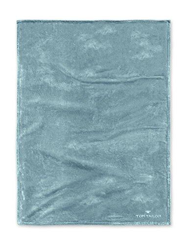 Tom Tailor Superflausch Decke, Mint